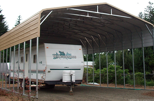 West Coast Metal Buildings Home Carports Garages